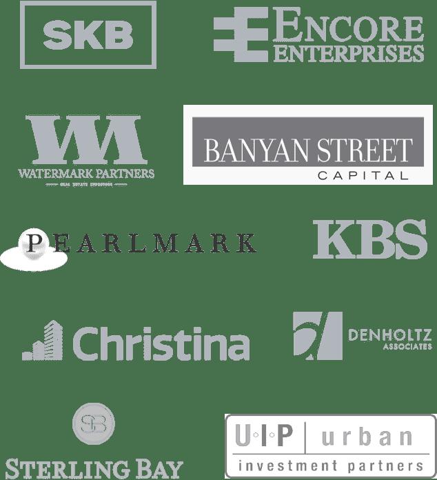 Sponsors that have utilized the CrowdStreet Platform
